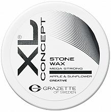 Profumi e cosmetici Cera per capelli opaca - Grazette XL Concept Stone Wax