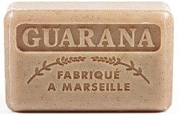 """Profumi e cosmetici Sapone di Marsiglia """"Guaranà"""" - Foufour Savonnette Marseillaise Guarana"""