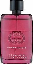 Profumi e cosmetici Gucci Guilty Absolute Pour Femme - Eau de Parfum