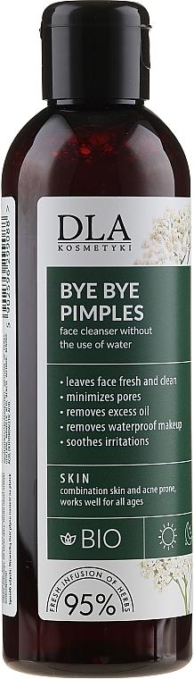 Detergente viso senza risciacquo - DLA
