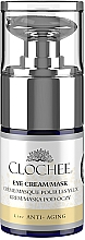 Profumi e cosmetici Crema-maschera contorno occhi rigenerante intensiva - Clochee Intensive Regenerating Eye Cream/Mask