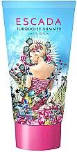 Profumi e cosmetici Escada Turquoise Summer - Lozione corpo