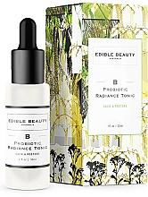 Profumi e cosmetici Siero detergente e rivitalizzante - Edible Beauty Probiotic Radiance Tonic Serum