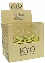 Profumi e cosmetici Fiale per capelli - Kyo Restruct System Fiale Keratiniche Ristrutturanti