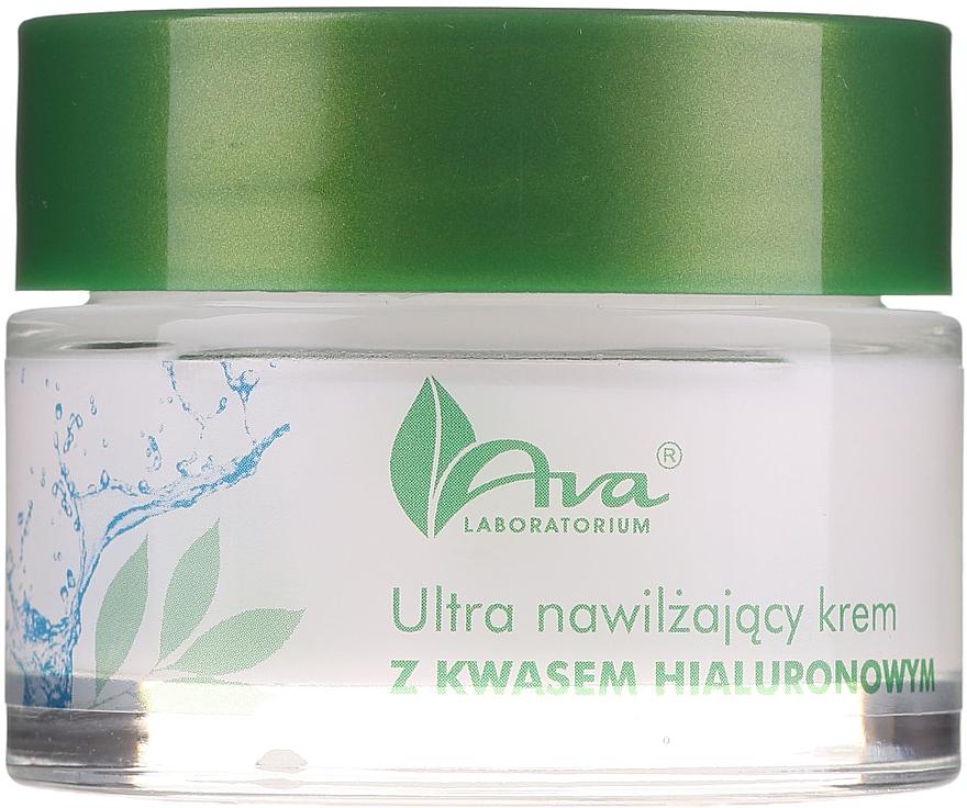 Crema ultraidratante con acido ialuronico - AVA Laboratorium Ultra Moisturizing Hyaluronic Cream