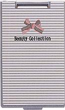 Profumi e cosmetici Specchio tascabile quadrato 85574, a strisce - Top Choice Beauty Collection Mirror