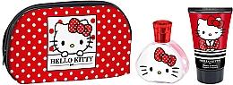 Profumi e cosmetici Koto Parfums Hello Kitty Baby - Set (edt/50ml + b/lot/50ml + pouch)
