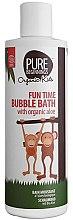 Profumi e cosmetici Schiuma da bagno - Pure Beginnings Fun Time Bubble Bath with Organic Aloe