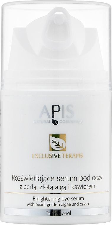 Siero contorno occhi - APIS Professional Exclusive TerApis Enlightening Eye Serum