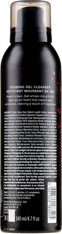 Gel detergente - Victoria's Secret Cloud Wash Romantic Foaming Gel Cleanser — foto N2
