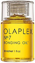 Profumi e cosmetici Olio per capelli altamente concentrato, ultraleggero e rigenerante - Olaplex №7 Bonding Oil