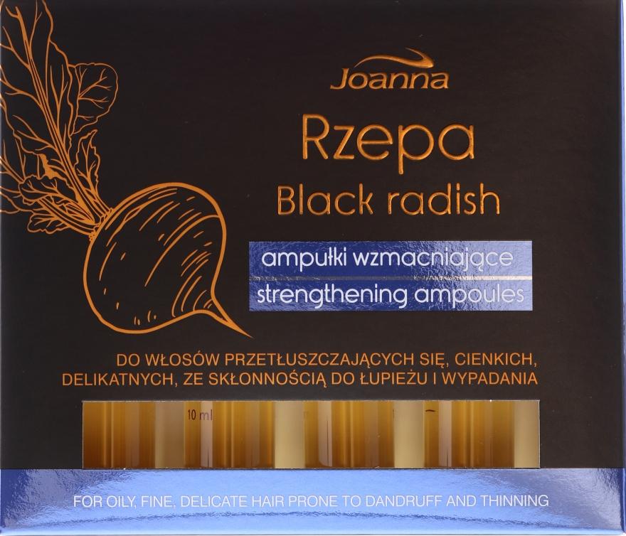 Fiale rinforzanti per capelli - Joanna Turnip Description Strengthening Ampoules