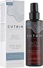 Profumi e cosmetici Siero rassodante per cuoio capelluto - Cutrin Bio+ Energy Boost Scalp Serum For Men