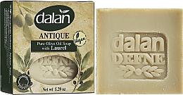 Sapone solido con olio d'oliva - Dalan Antique Daphne soap with Olive Oil 100% — foto N2