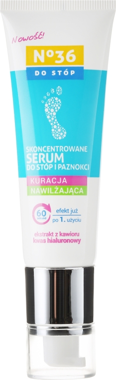Siero concentrato per piedi - Pharma CF No.36 Foot Serum