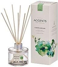 """Profumi e cosmetici Diffusore di aromi """"Foglie di pomodoro, erbe e muschio"""" - Bolsius Fragrance Diffuser Garden Dreams"""