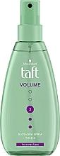 Profumi e cosmetici Spray volumizzante per lo styling dei capelli - Schwarzkopf Taft Volumen Föhn-Spray