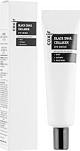 Profumi e cosmetici Crema contorno occhi antietà - Coxir Black Snail Collagen Eye Cream