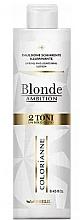 Profumi e cosmetici Lozione illuminante per capelli - Brelil Colorianne Blonde Ambition