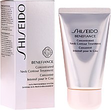 Profumi e cosmetici Crema trattamento per pelle del collo - Shiseido Benefiance Concentrated Neck Contour Treatment
