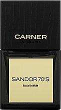 Profumi e cosmetici Carner Barcelona Sandor 70's - Eau de Parfum