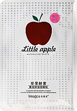 Profumi e cosmetici Maschera viso, in tessuto - Images Natural Extract Little Apple Sheet Mask