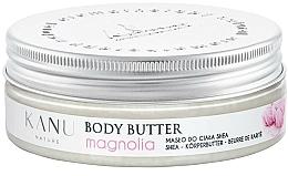 """Profumi e cosmetici Burro corpo """"Magnolia"""" - Kanu Nature Magnolia Body Butter"""