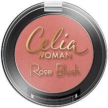 Profumi e cosmetici Blush viso - Celia Woman Rose Blush