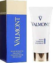 Profumi e cosmetici Crema mani nutriente e rigenerante - Valmont Hand Nutritive Treatment