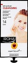 Profumi e cosmetici Gel-scrub detergente - Iroha Nature Apricot Soft Scrub Gel Cleansing