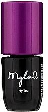 Profumi e cosmetici Top per smalto gel - MylaQ My Top