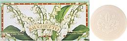 """Profumi e cosmetici Set di saponette """"Mughetto"""" - Saponificio Artigianale Fiorentino Lily Of The Valley (Soap/6x50g)"""