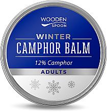 Profumi e cosmetici Balsamo corpo - Wooden Spoon Winter Camphor Balm
