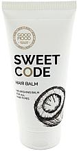 Profumi e cosmetici Balsamo nutriente per capelli all'olio di cocco - Good Mood Sweet Code Hair Balm