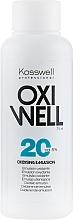 Profumi e cosmetici Emulsione ossidante 6% - Kosswell Professional Oxidizing Emulsion Oxiwell 6% 20vol