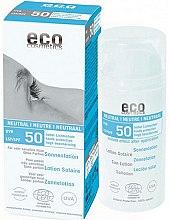 Profumi e cosmetici Lozione solare senza profumo - Eco Cosmetics Sun Lotion SPF 50