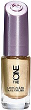 Profumi e cosmetici Smalto resistente per unghie - Oriflame The One Long Wear Nail Polish
