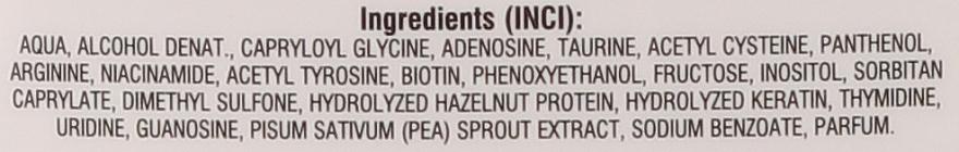 Spray capelli anticaduta - Bione Cosmetics SOS Anti Hair Loss For Women — foto N3