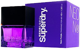 Profumi e cosmetici Superdry Neon Purple - Colonia