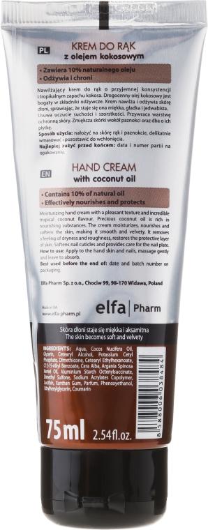 Crema mani idratante - Dr. Sante Hand Cream Coconut Oil — foto N2
