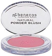 Profumi e cosmetici Blush - Benecos Natural Compact Blush