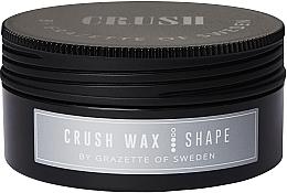 Profumi e cosmetici Cera per capelli - Grazette Crush Wax Shape