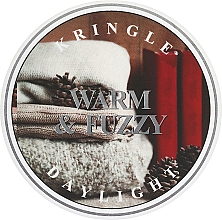 Profumi e cosmetici Candela da tè - Kringle Candle Warm and Fuzzy