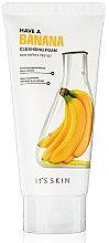 Profumi e cosmetici Schiuma detergente alla banana - It's Skin Have a Banana Cleansing Foam