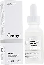 Profumi e cosmetici Siero viso con peptidi - The Ordinary Buffet Multi-Technology Peptide Serum