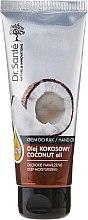 Profumi e cosmetici Crema idratante mani - Dr. Sante Hand Cream Coconut Oil
