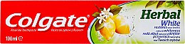 Profumi e cosmetici Dentifricio sbiancante - Colgate Herbal White With Lemon Oil