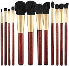 Profumi e cosmetici Set pennelli trucco, 12 pz - Tools For Beauty