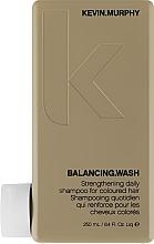 Profumi e cosmetici Shampoo rassodante per capelli colorati - Kevin.Murphy Balancing.Wash