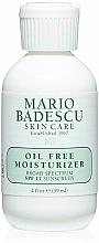 Profumi e cosmetici Lozione idratante - Mario Badescu Oil Free Moisturizer Broad Spectrum SPF 17